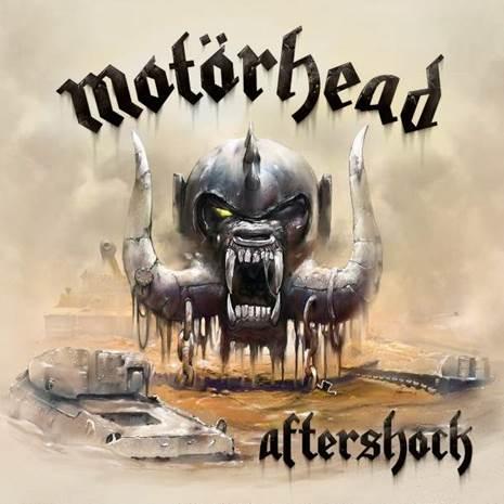 """New Album: """"Aftershock"""" by Motorhead"""