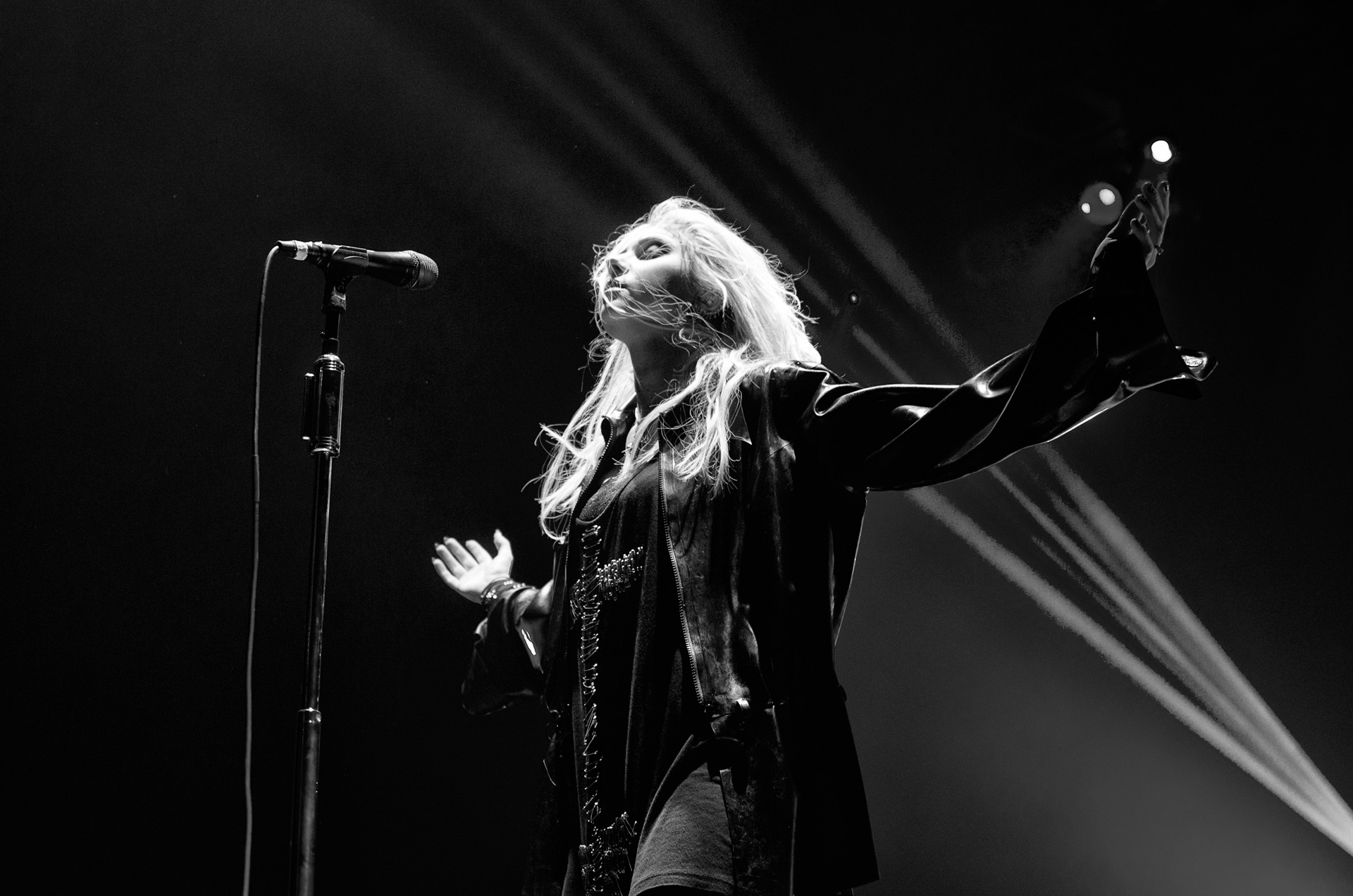 The Pretty Reckless // Photo by Mick Micktorick