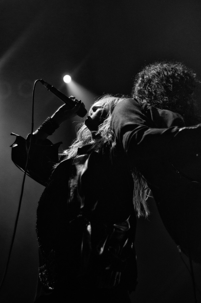 The Pretty Reckless // Photo by Mike Vicktorick