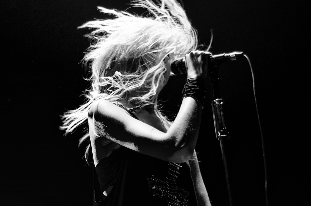 The Pretty Reckless // Photo by Mike Victorick