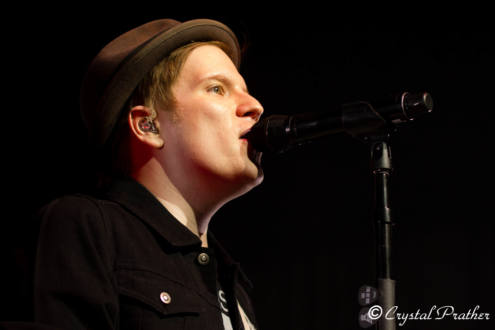 Fall Out Boy Verizon Theatre Grand Prarie (9/26/13) // Photo by Crystal Prather