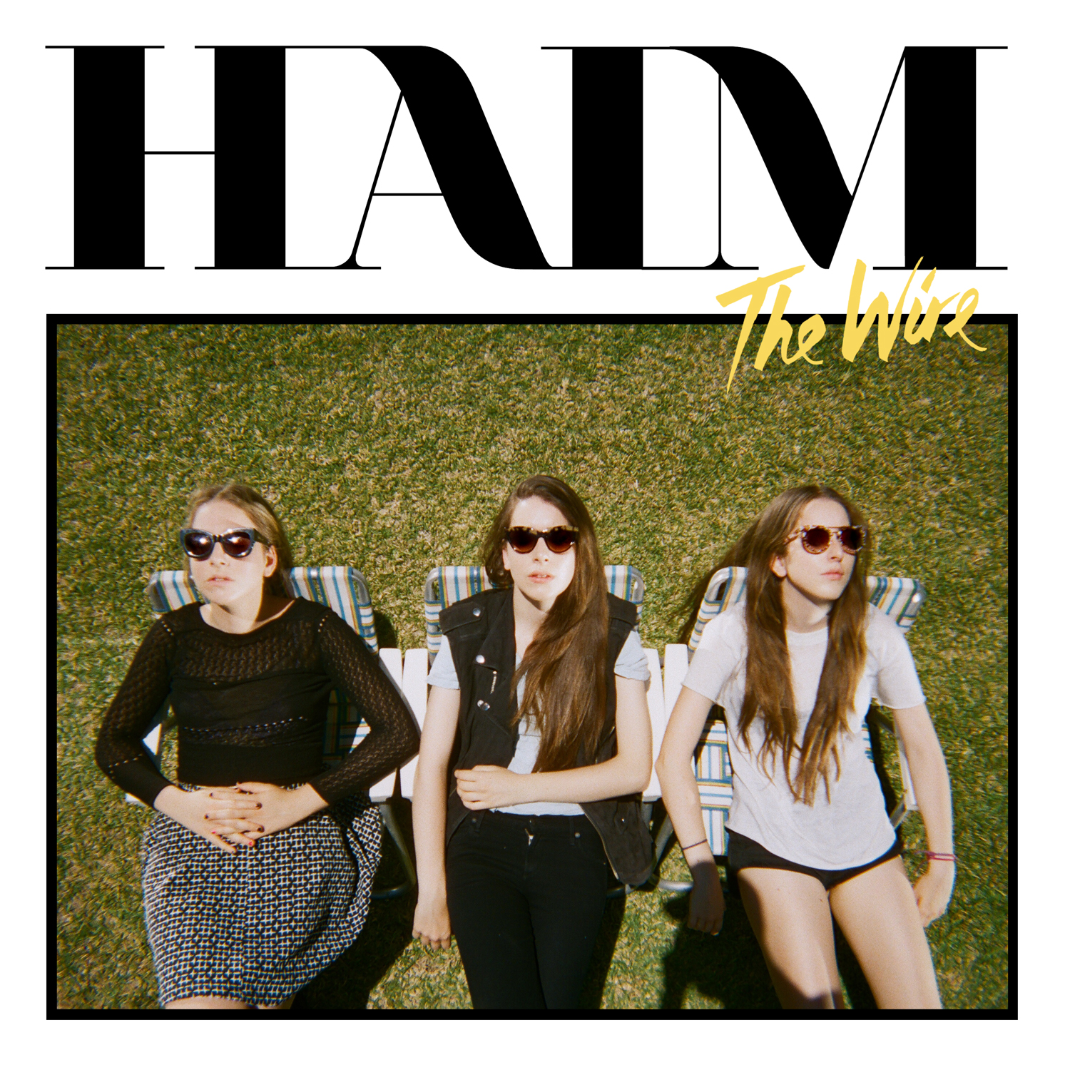 OCTOBER 2013: On Tour Monthly Recommends (featuring HAIM)