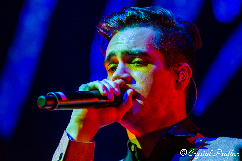 Panic at the Disco // Photo by Crystal Prather