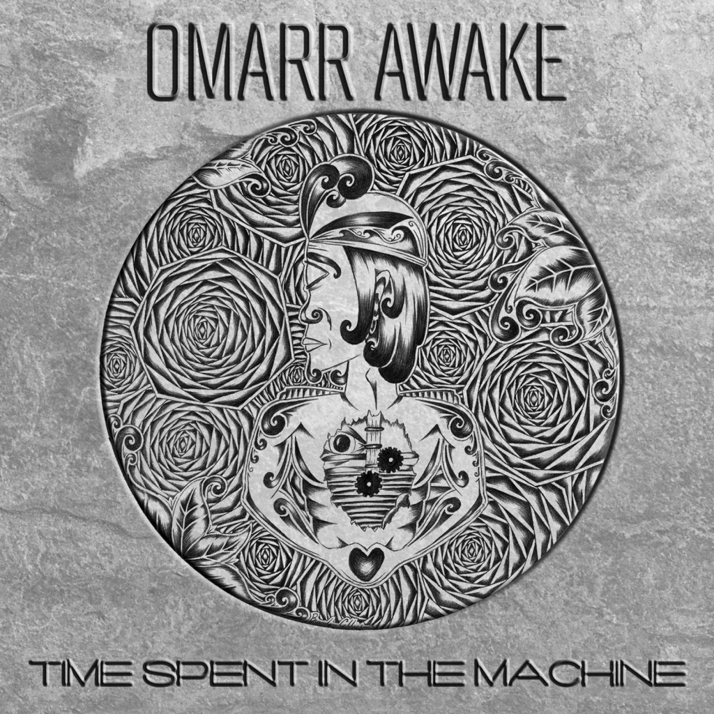 """""""Time Spent In The Machine"""" by Omarr Awake"""