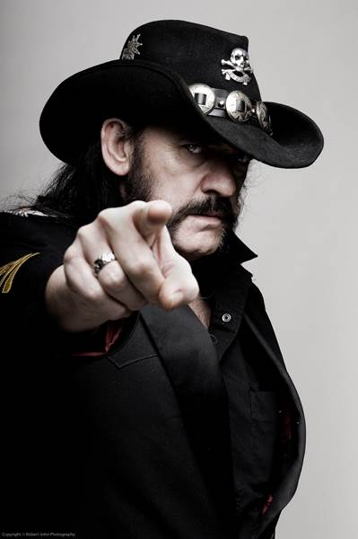 """Go Listen to """"Aftershock"""" by Motorhead. Lemmy said so."""