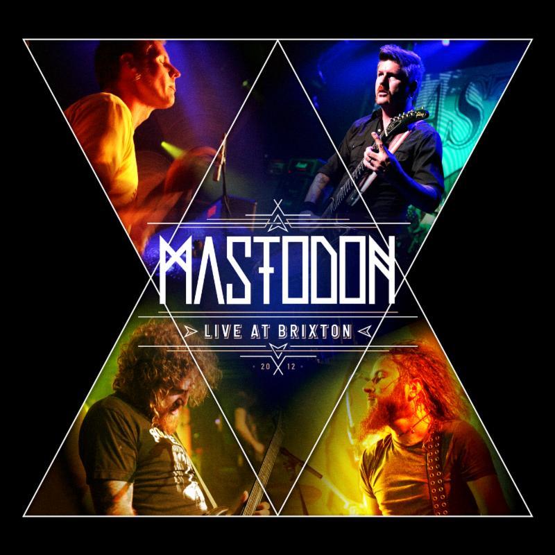 """Mastodon """"Live at Brixton"""""""