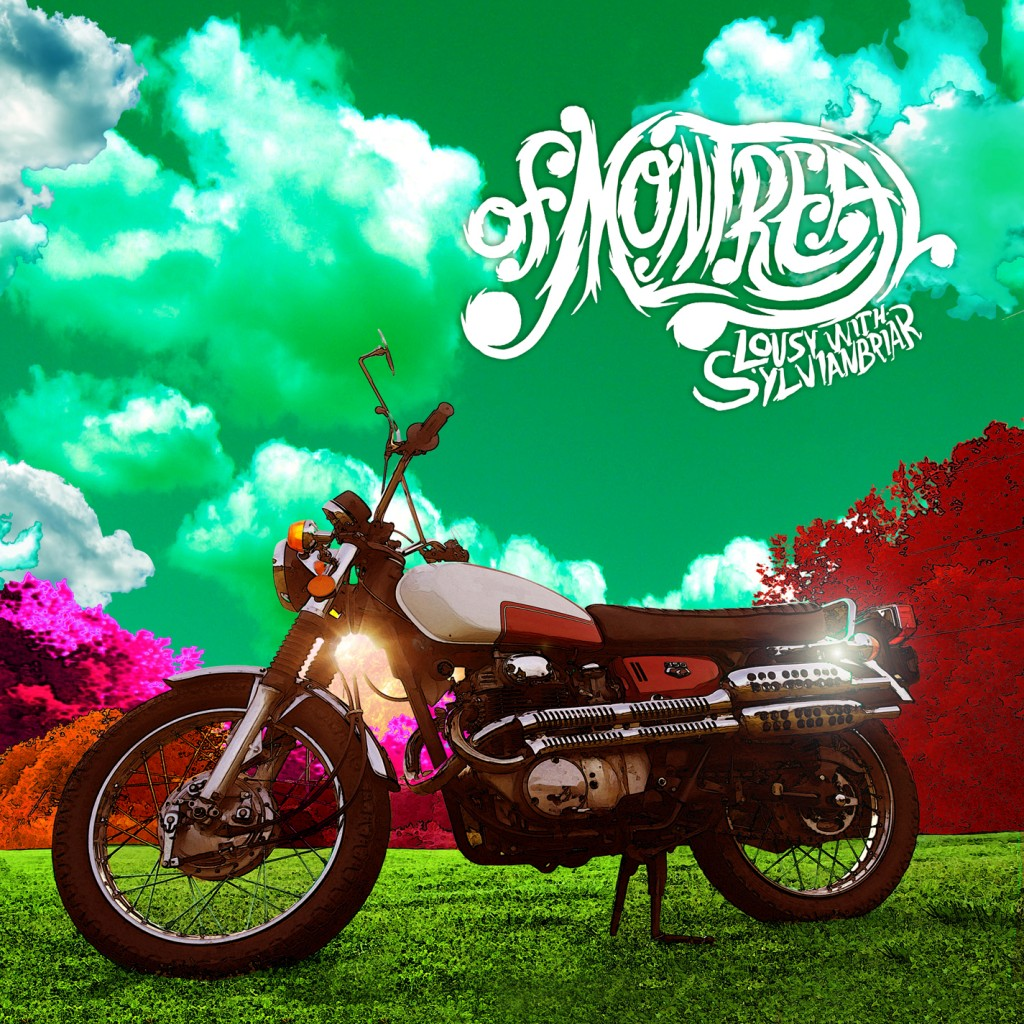 """""""Lousy with Sylvianbriar"""" by of Montreal"""