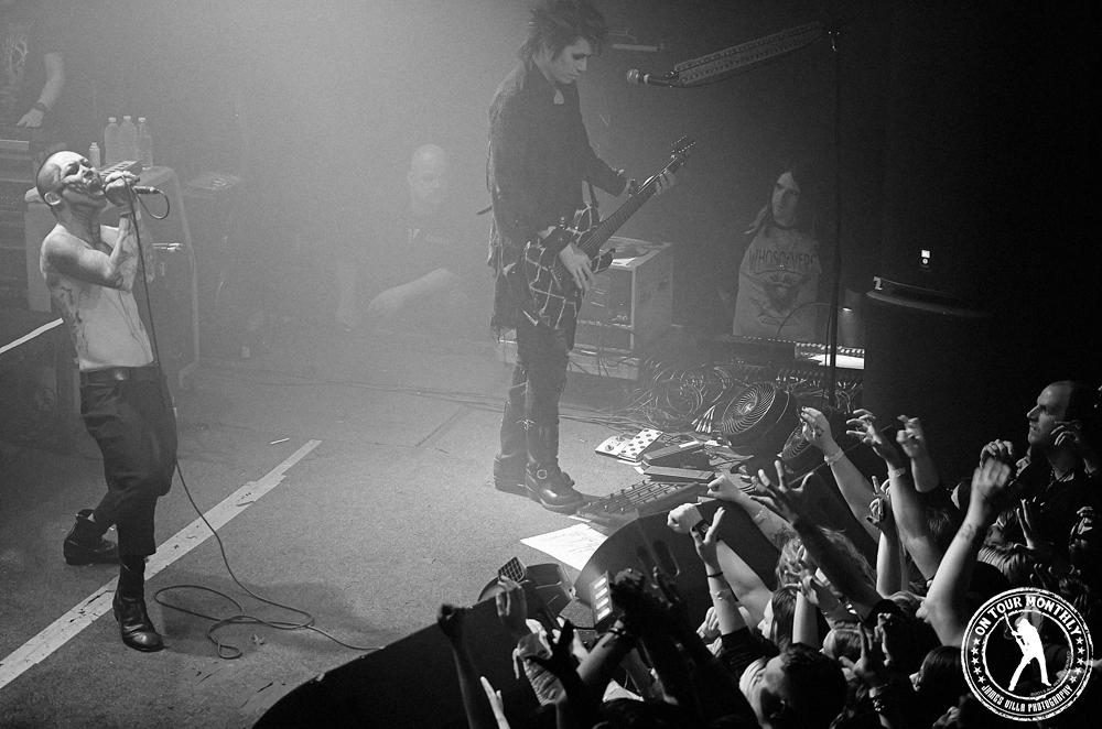 Dir En Grey (Trees - Dallas, TX) 11/03/13