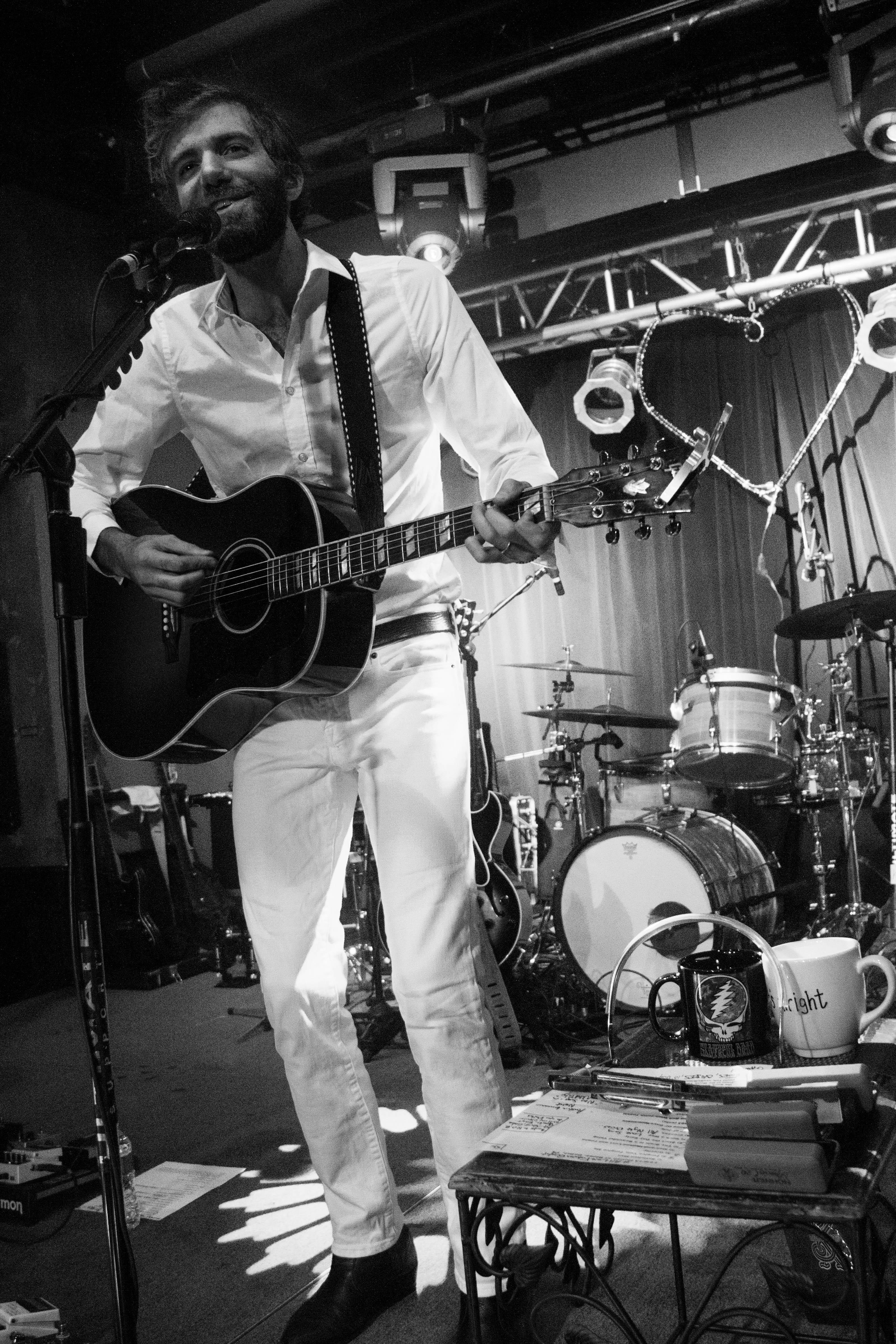 Stephen Kellogg (Cambridge Room House of Blues, Dallas, TX) Crystal Prather Photography