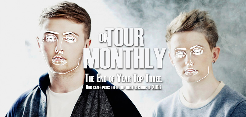 Disclosure - End of Year List 2013 by Austin Reed