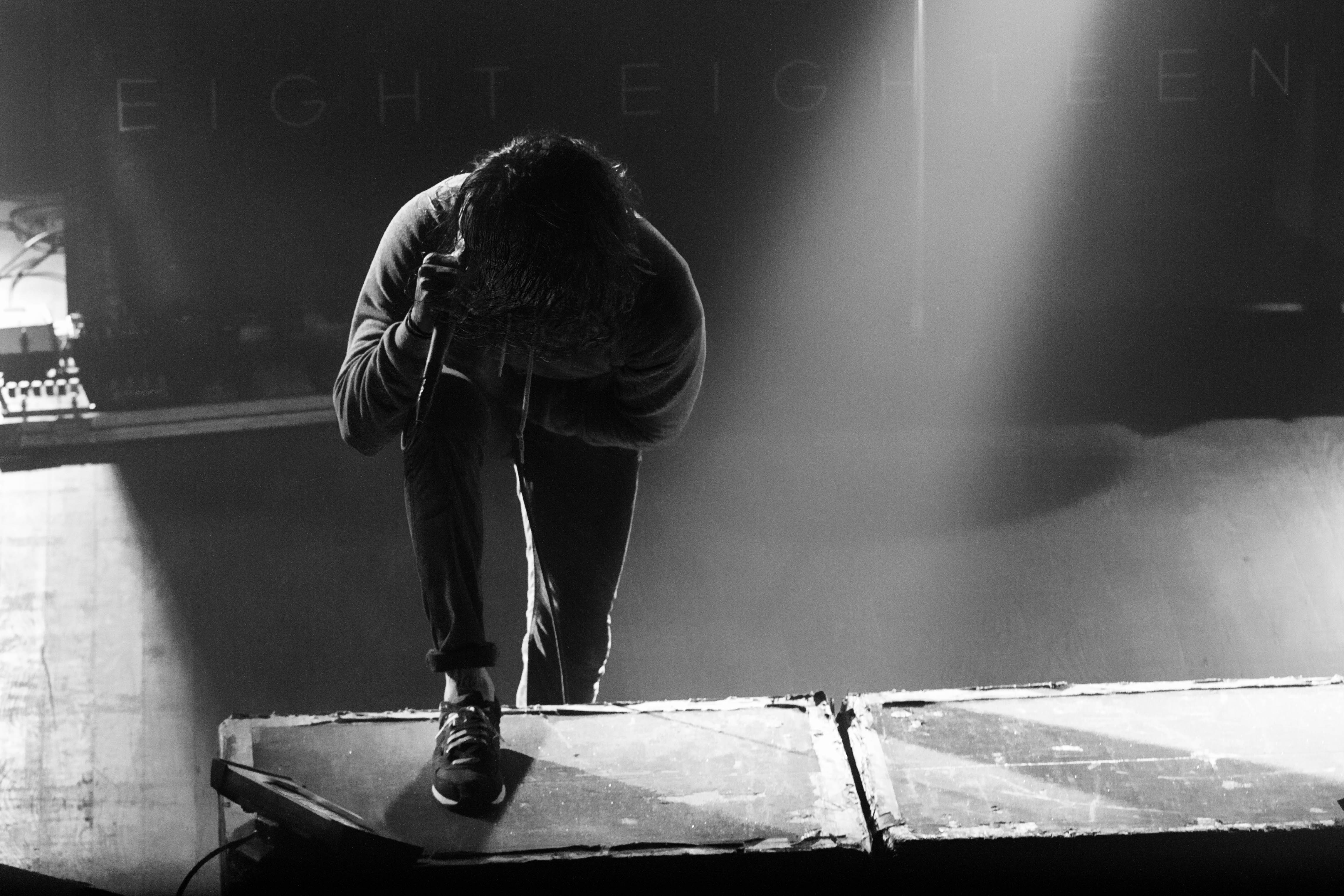 The Devil Wears Prada - House of Blues Dallas // Crystal Prather Photography