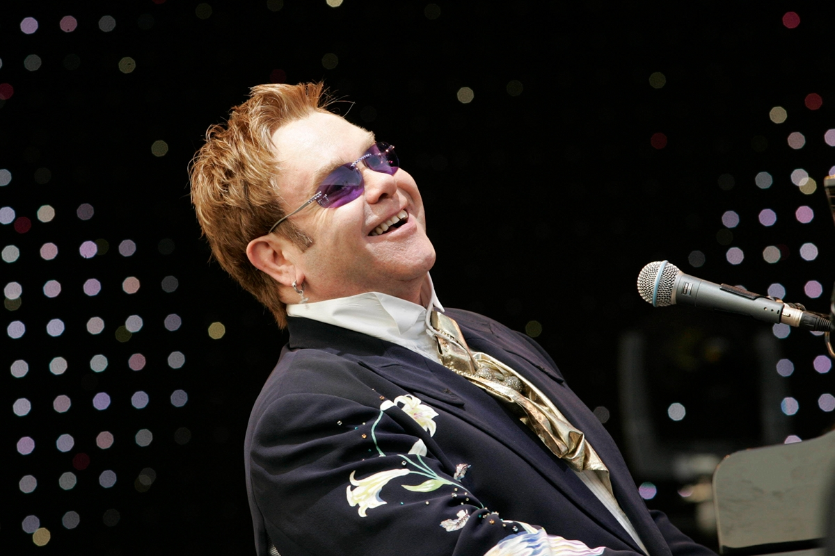 Elton John, All the Hits Tour 2014
