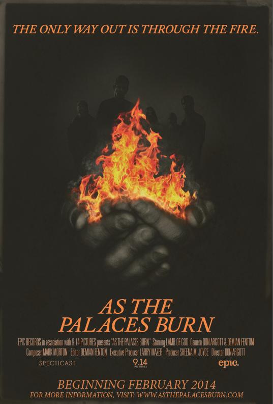 As Palaces Burn by Lamb of God
