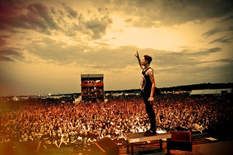 ENDING IS THE BEGINNING: The Mitch Lucker Memorial Show