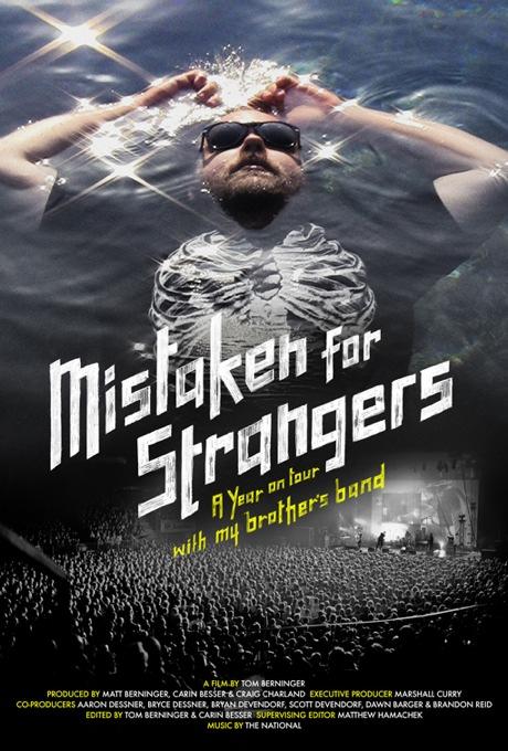 Mistaken for Strangers Movie Poster _ The National