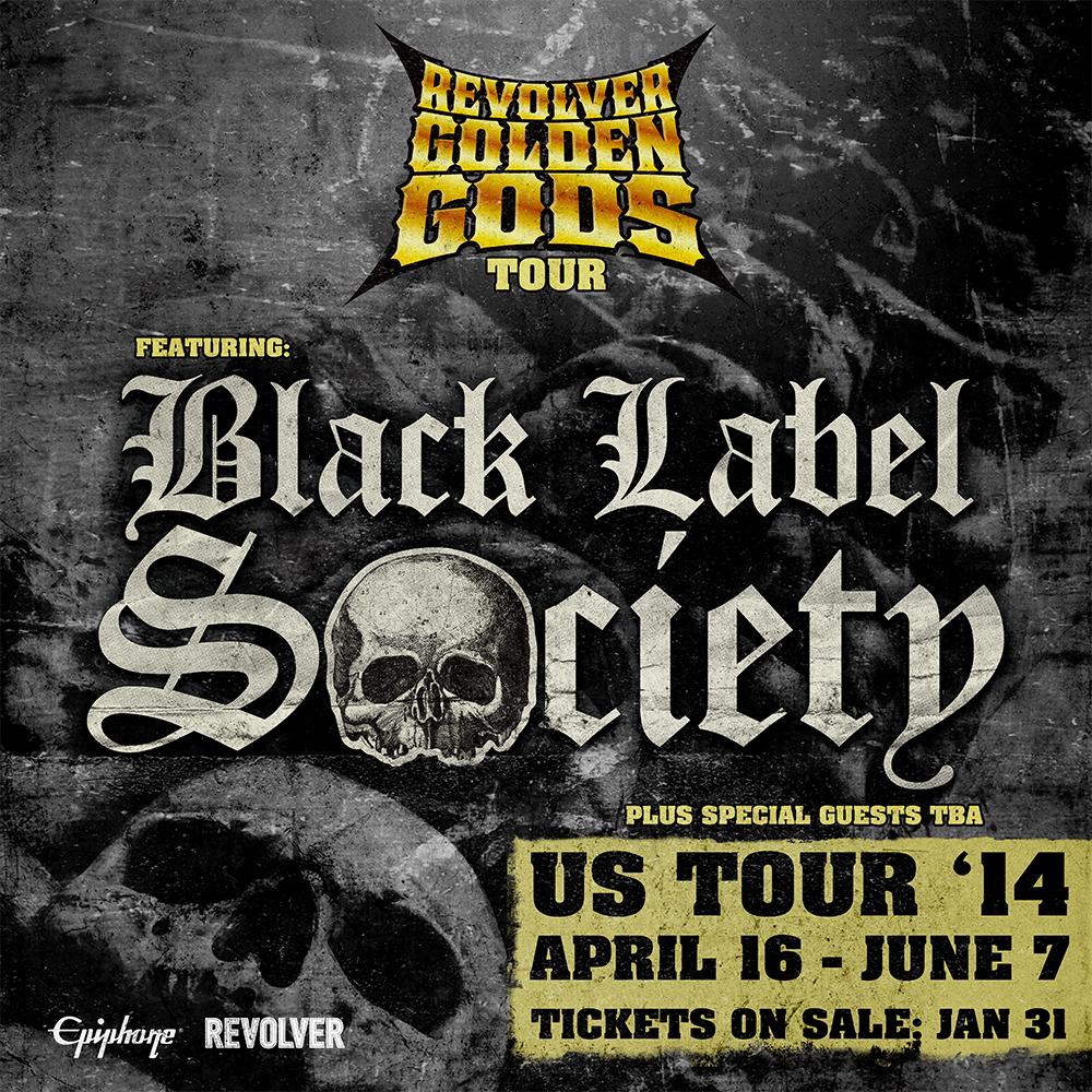 Revolver's Golden God Tour 2014