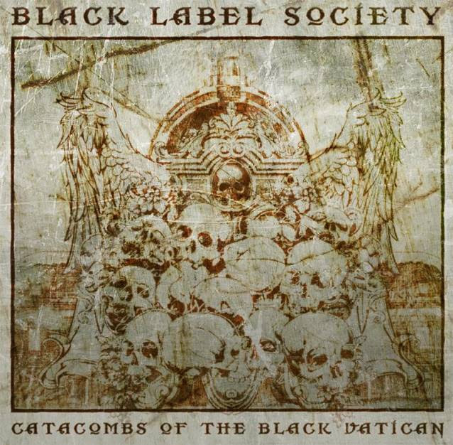 """""""Catacombs of the Black Vatican"""" by Black Label Society"""