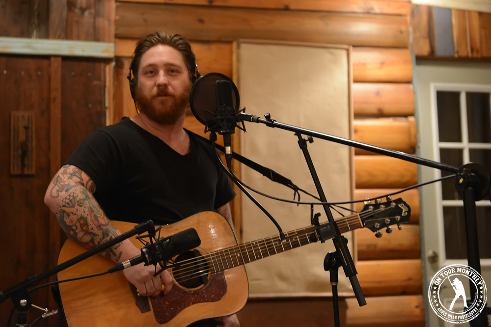 EXCLUSIVE SESSIONS: Jonathan Jeter at Big Acre // Photo by James Villa