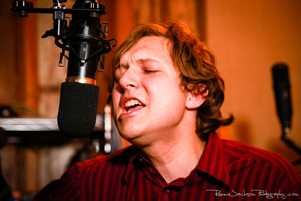 EXCLUSIVE SESSIONS: Andrew Tinker at Big Acre // Photo by Ronnie Jackson