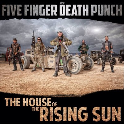 """""""House of the Rising Sun"""" Five Finger Death Punch"""