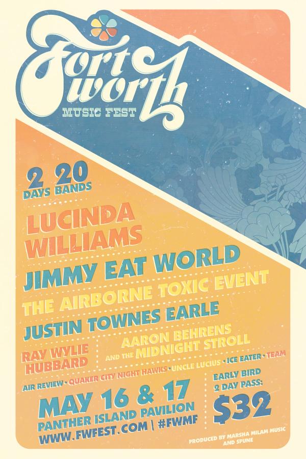 Fort Worth Music Festival 2014