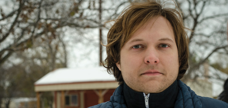 """""""Album Reviews: """"Upon the Ecliptic"""" by Andrew Tinker // Photo by Yana Khaykinson"""