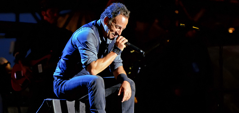 Bruce Springsteen // March Madness Music Festival (Reunion Park - Dallas, TX) 4/6/14 ©2014 James Villa, All Rights Reserved