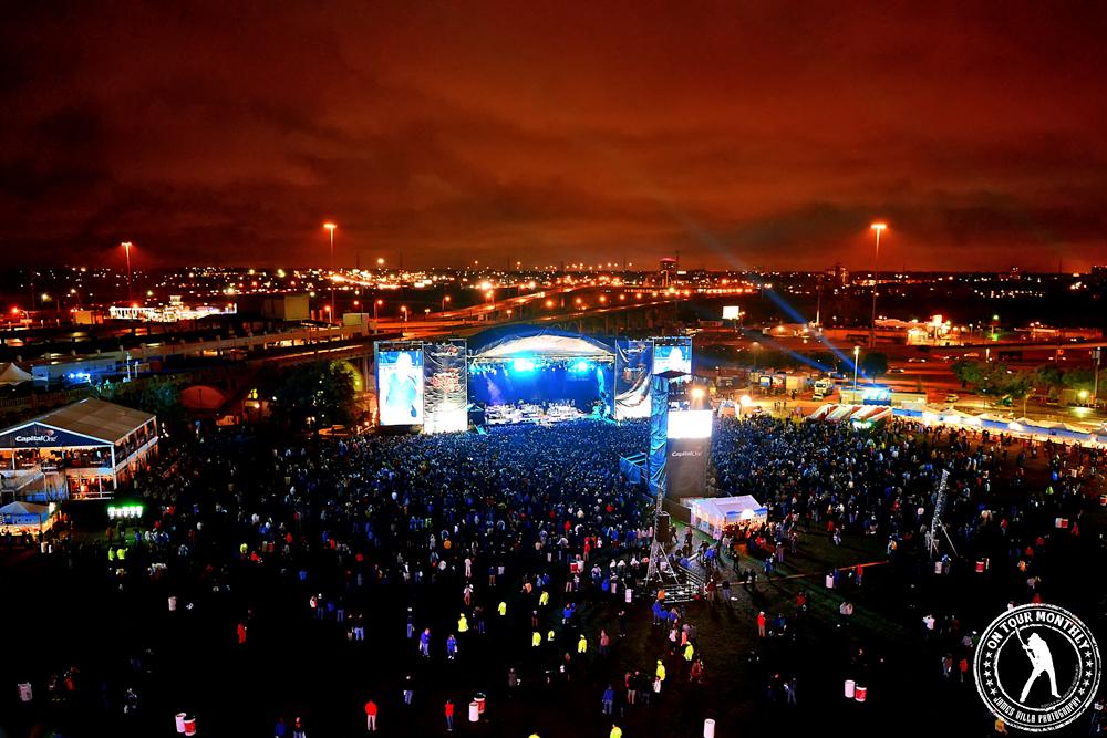 March Madness Music Festival (Reunion Park - Dallas, TX) 4/6/14 ©2014 James Villa, All Rights Reserved