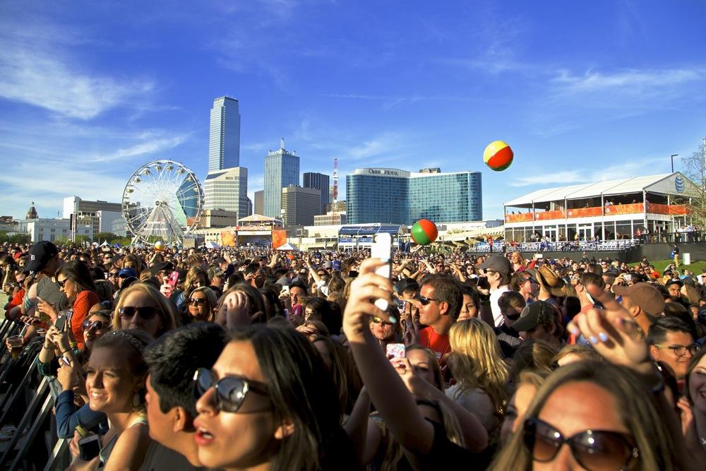 March Madness Music Festival (Reunion Park - Dallas, TX) 4/4/14 ©2014 James Villa, All Rights Reserved