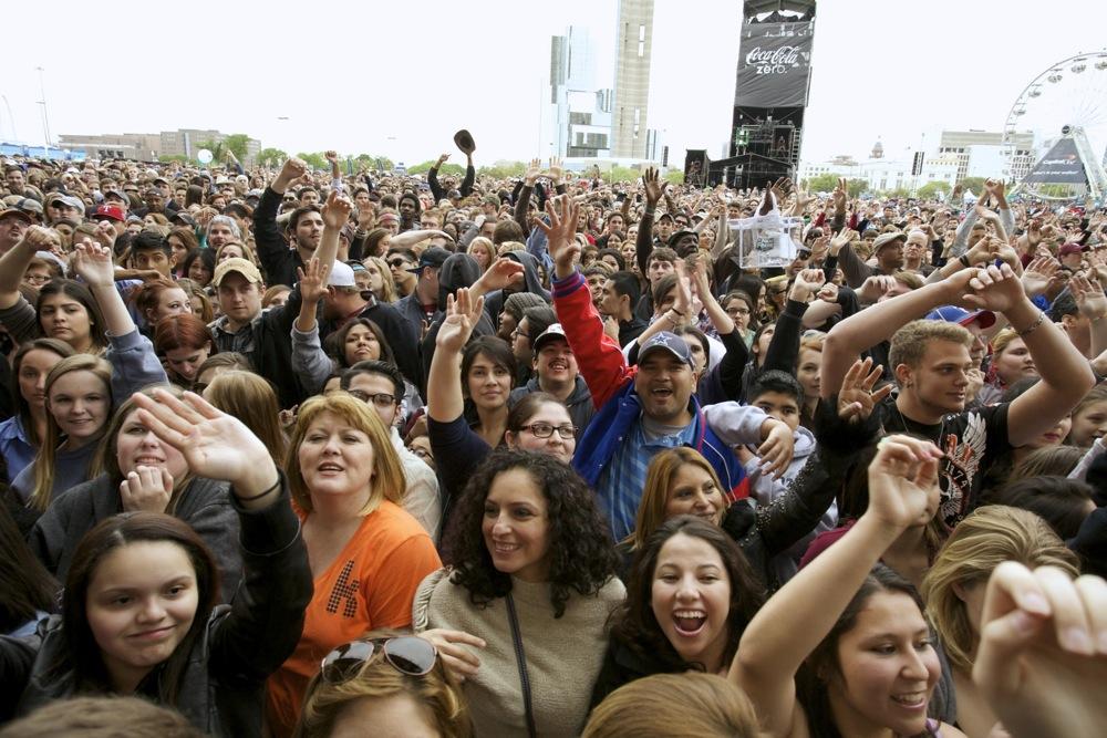 March Madness Music Festival (Reunion Park - Dallas, TX) 4/4/14 ©2014