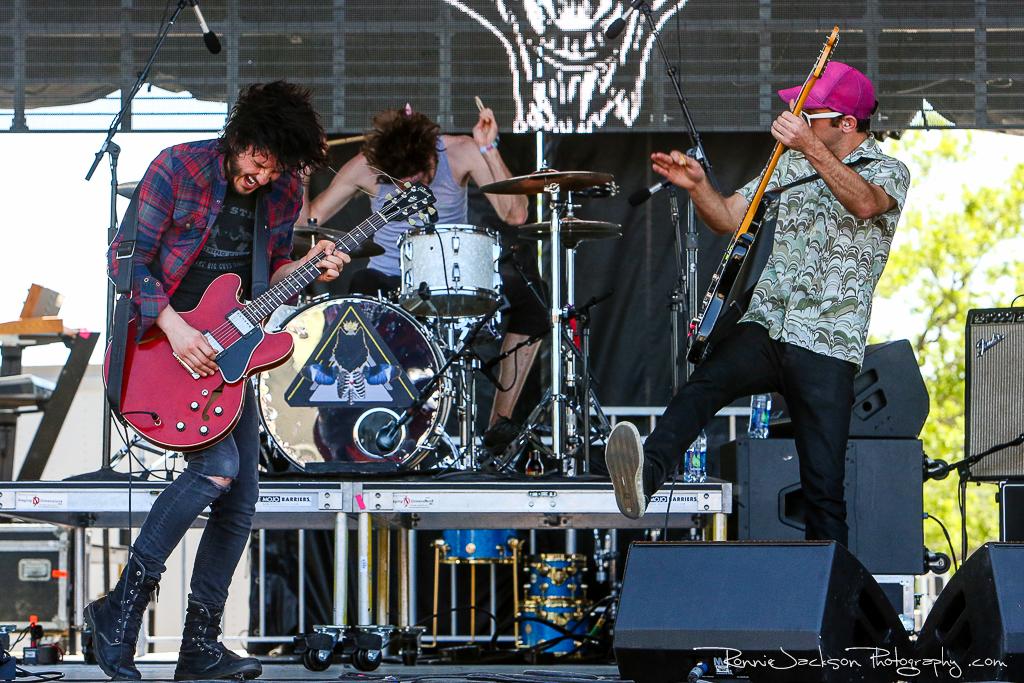Reignwolf - (Suburbia Music Festival - Plano TX 5-4-2014) © 2