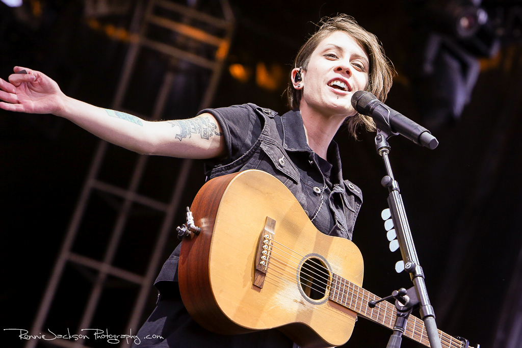 Tegan and Sarah - (Suburbia Music Festival - Plano TX 5-4-2014)