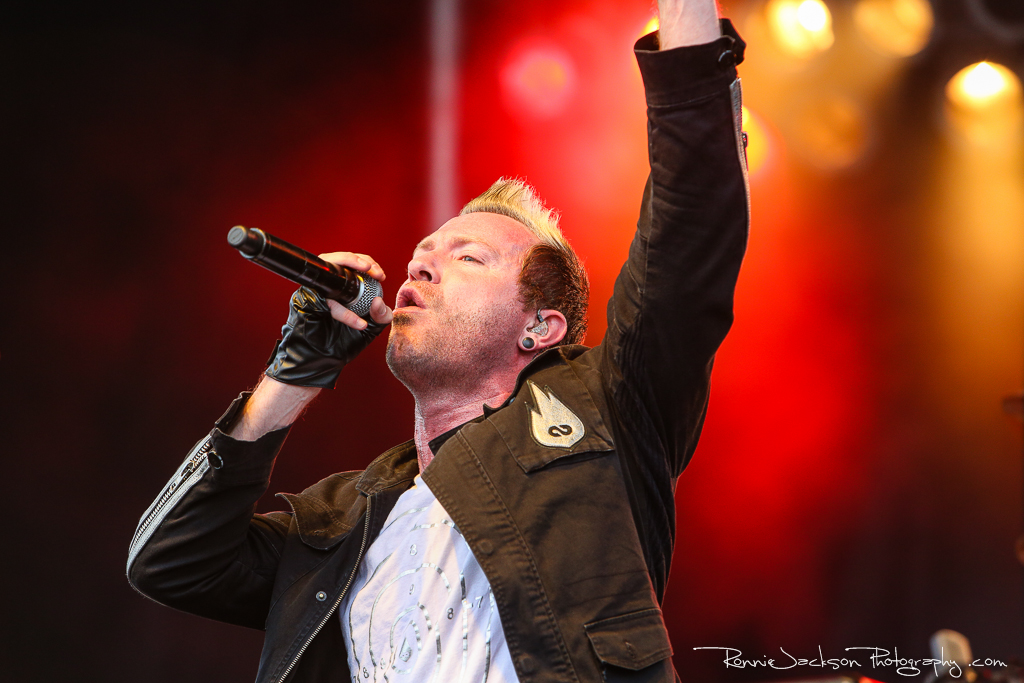 Thousand Foot Krutch - Rocklahoma 2014 - Hard Rock Stage