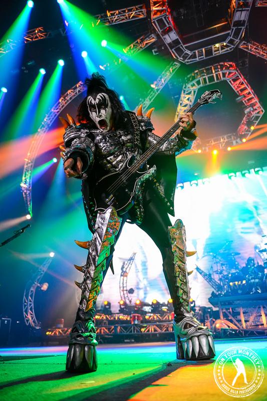 Kiss  (Gexa Energy Pavilion -  Dallas, TX) 7/13/14