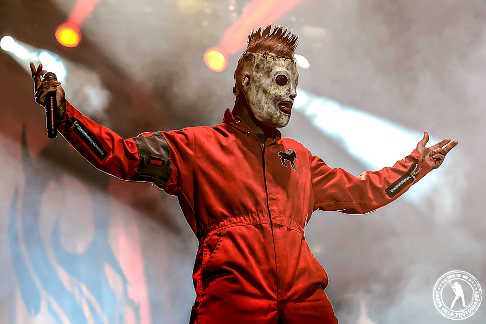 Corey Taylor - Slipknot (Knotfest - Council Bluffs, Iowa) 8/17/12