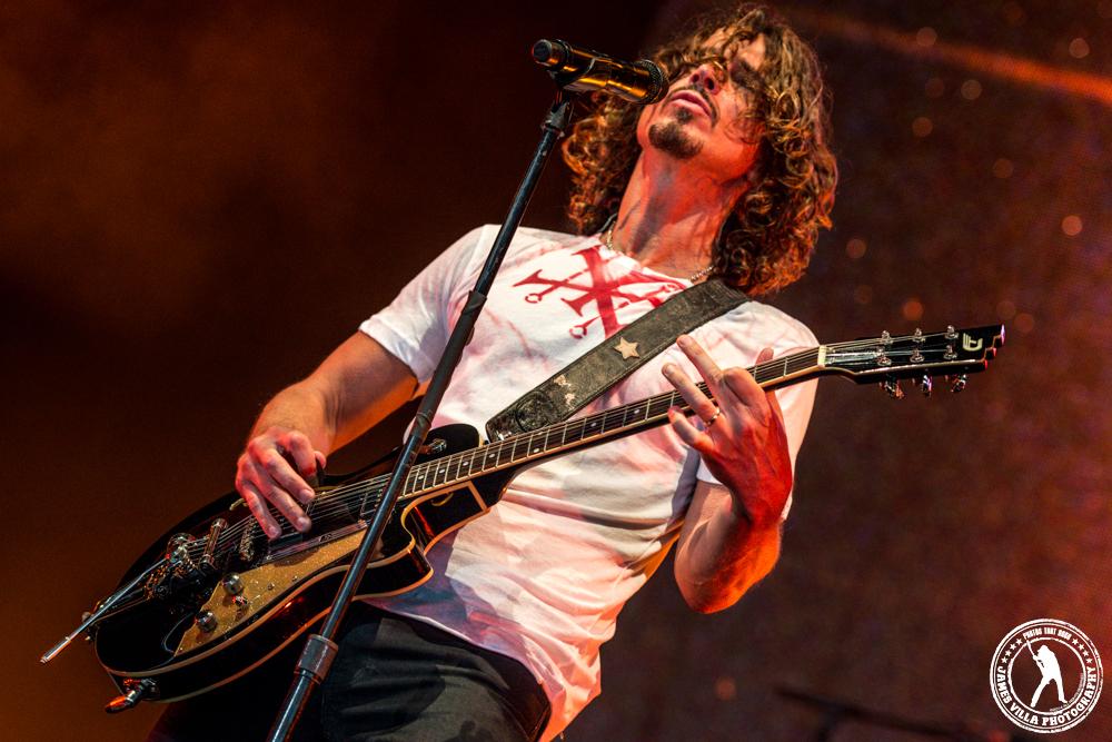 Chris Cornell - Soundgarden (Gexa Energy Pavilion - Dallas, TX) 8/17/14