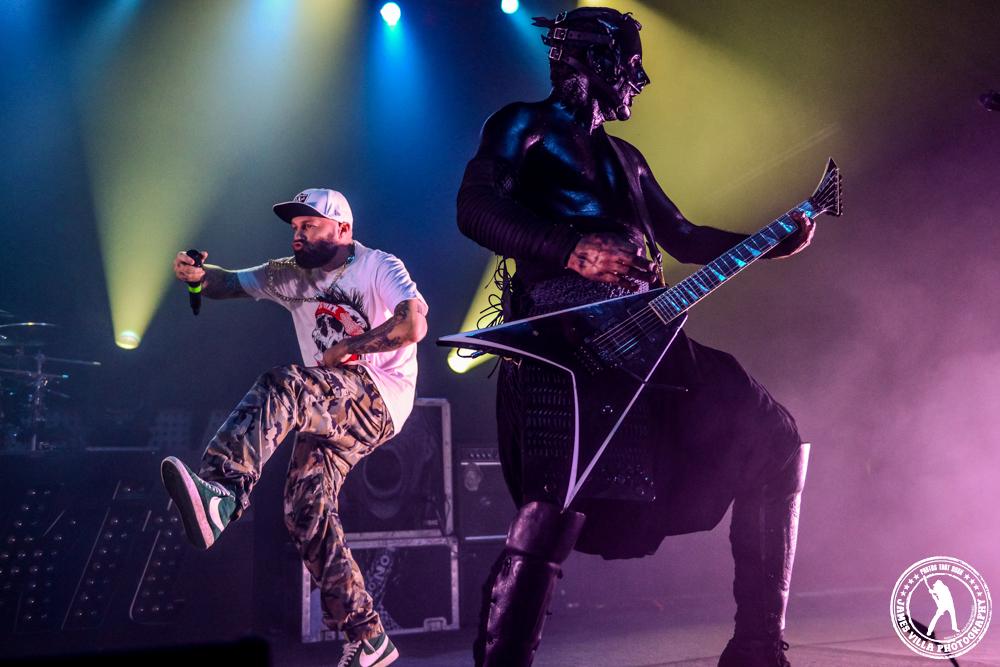 Fred Durst - Limp Bizkit (South Side Ballroom - Dallas, TX) 9/19/14