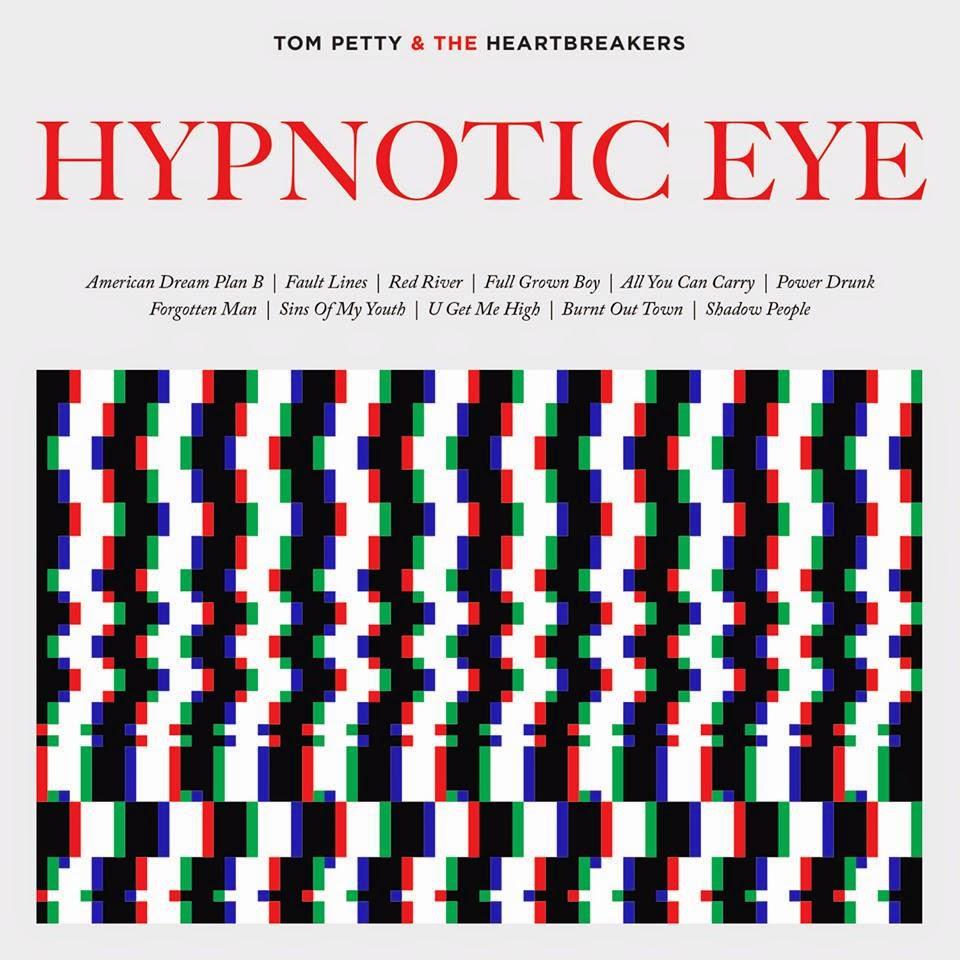Tom Petty.Hypnotic Eye.07-14