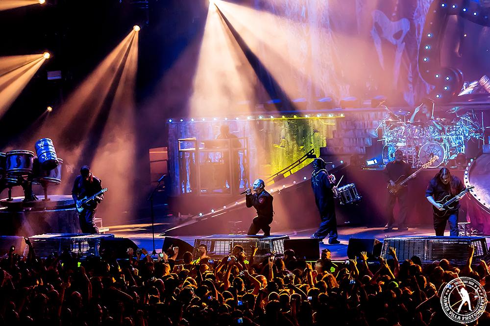 Slipknot (El Paso County Coliseum -  El Paso, TX) 10/29/14