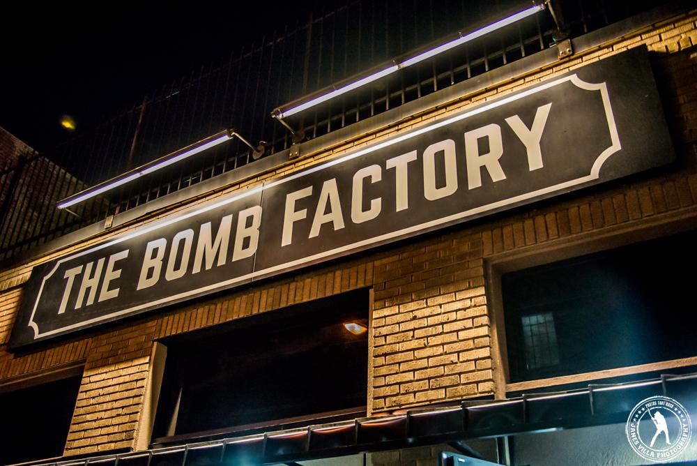(The Bomb Factory - Dallas, TX) 3/26/15