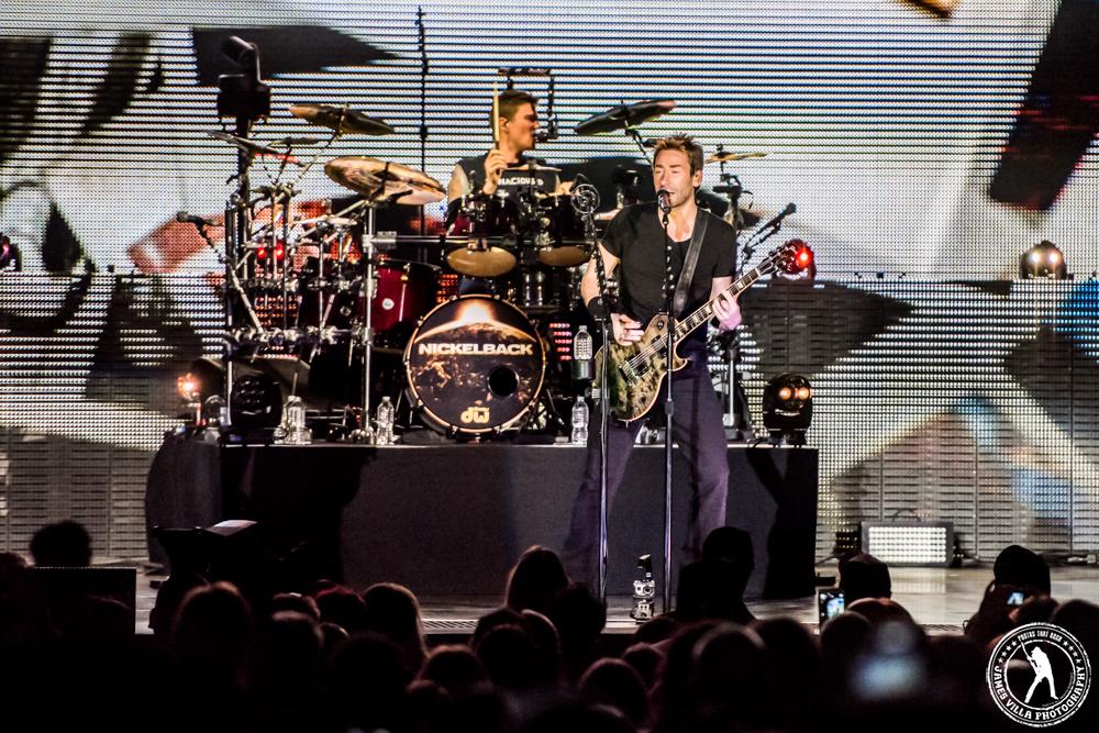 Nickelback (Gexa Energy Pavilion - Dallas, TX) 4/3/15