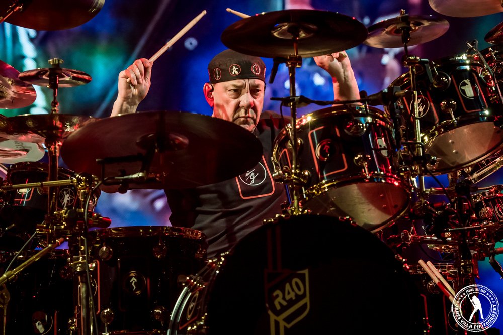 Rush (American Airlines Center - Dallas,TX) May 18, 2015