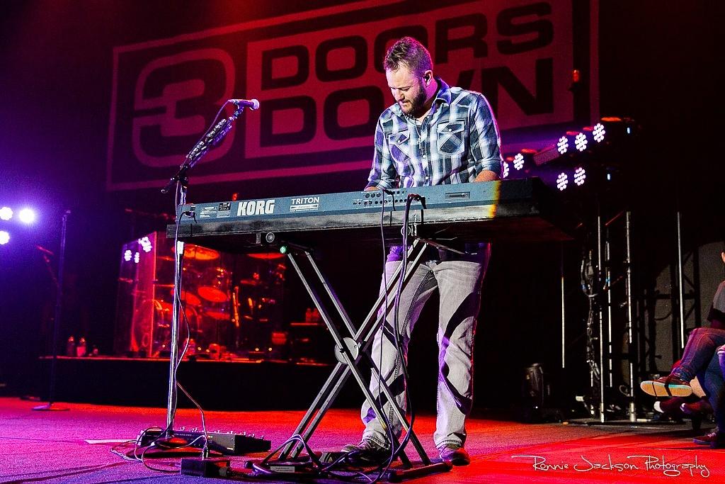Chet Roberts - 3 Doors Down