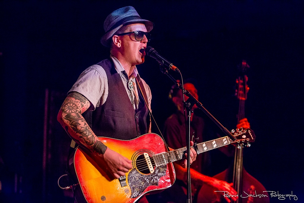 Tyler Rougeux - Whiskey Folk Ramblers