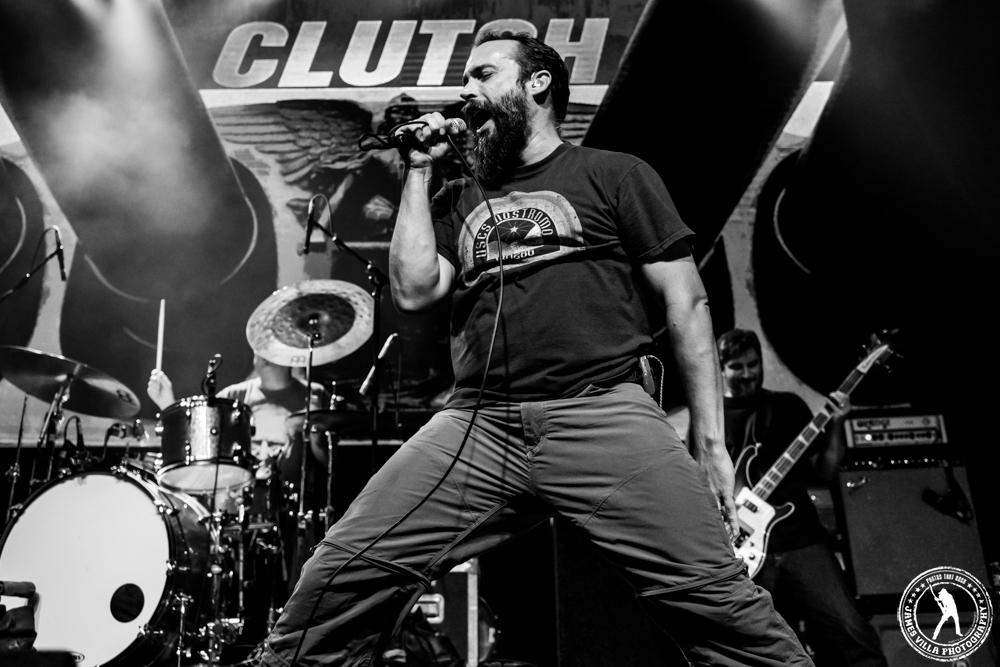 Clutch (Gas Monkey Live - Dallas, TX) October 29, 2015