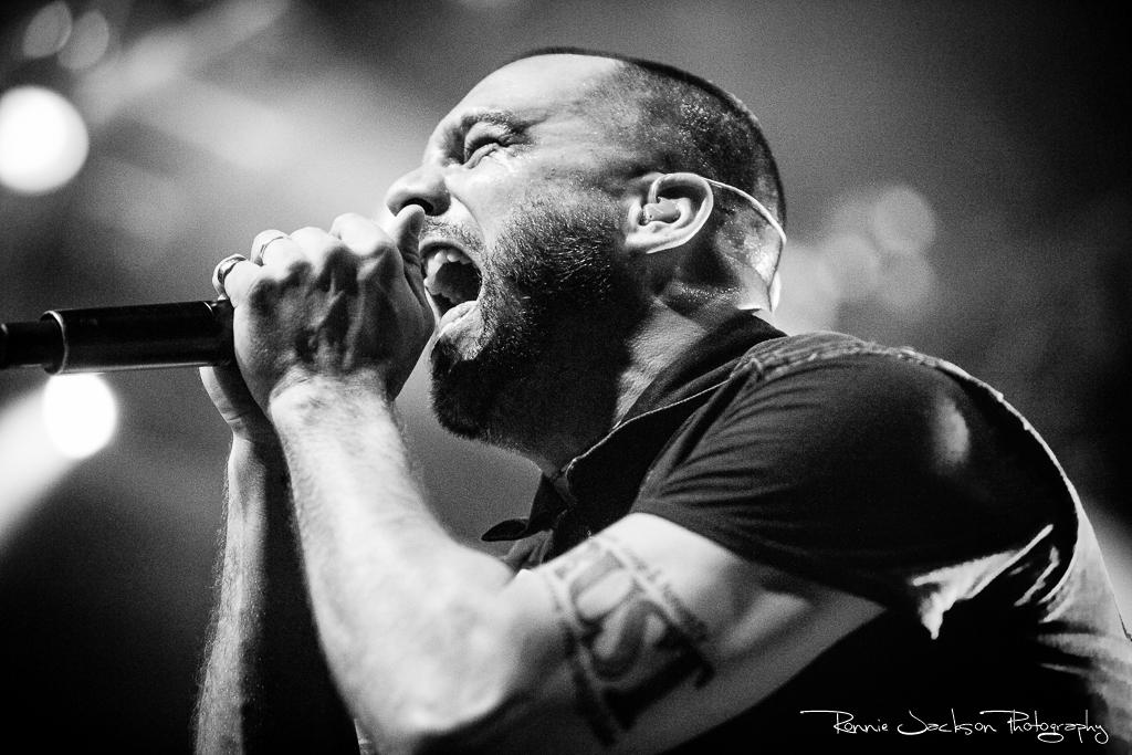 Jesse Leach / Killswitch Engage / Ronnie Jackson Photography