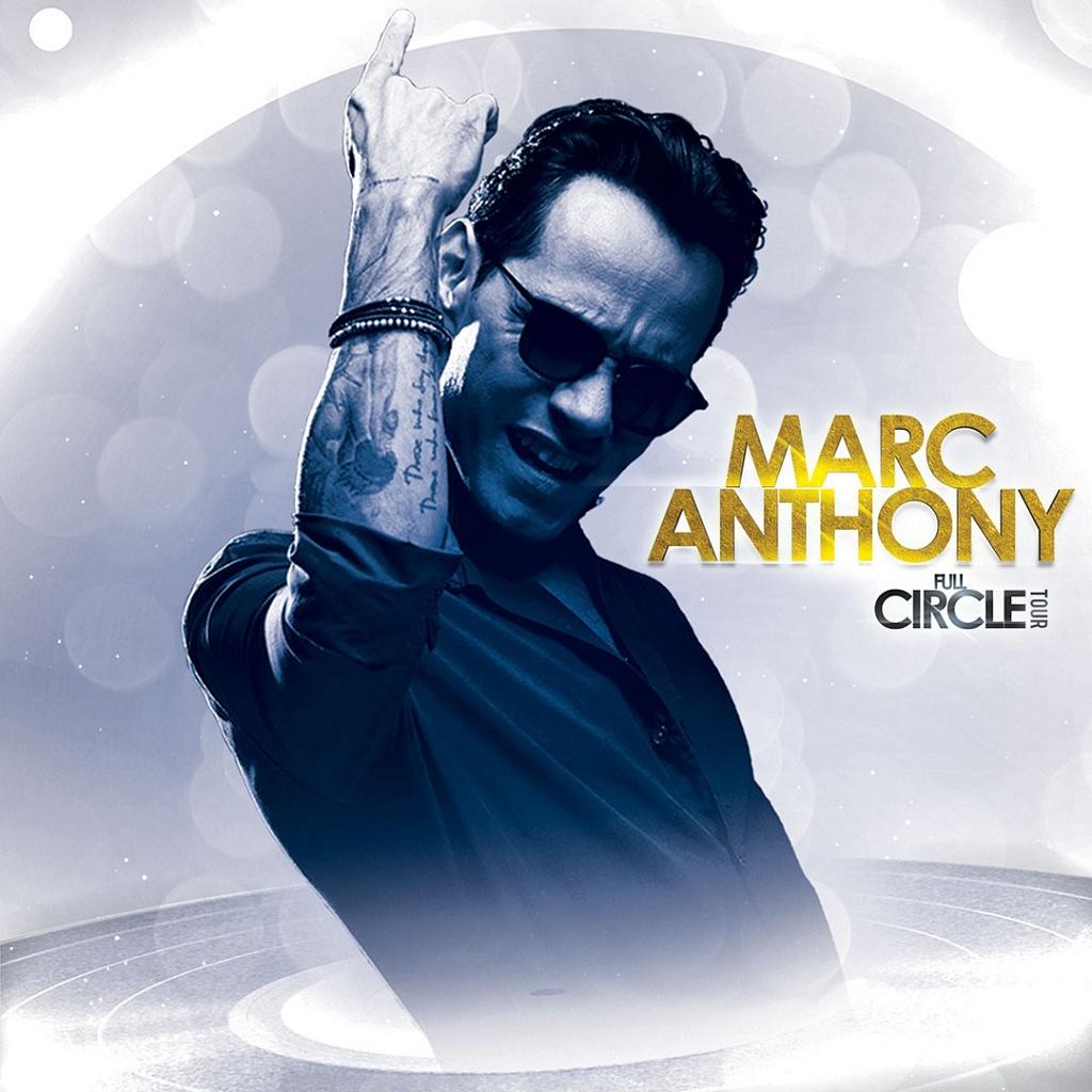 Marc Anthony Full Circle