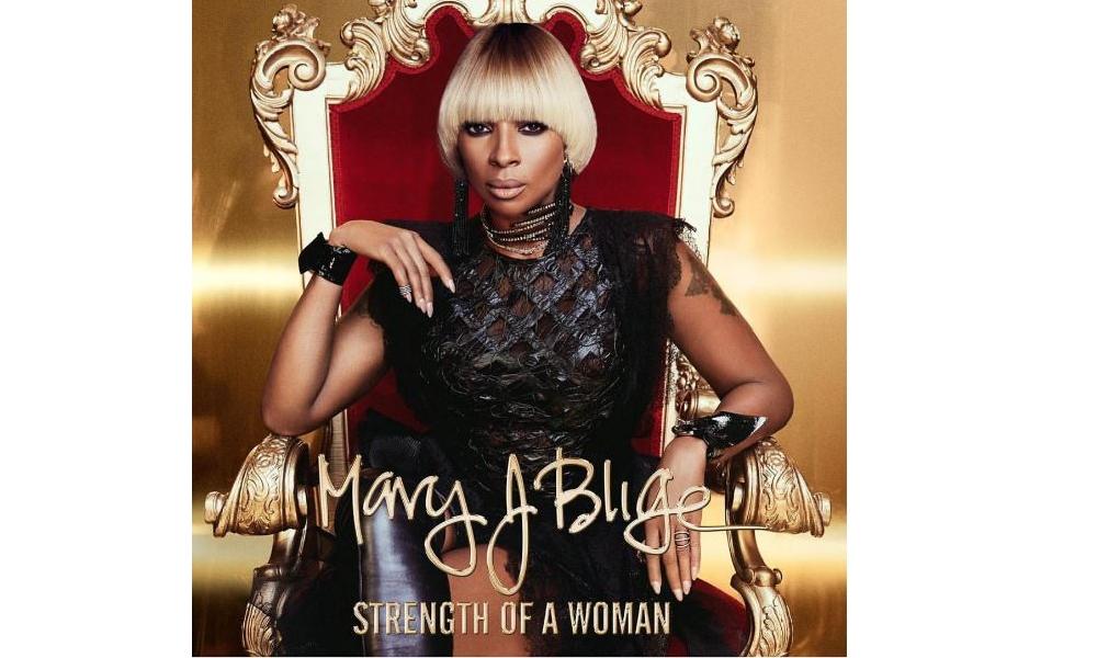 Mary J Blige 2017
