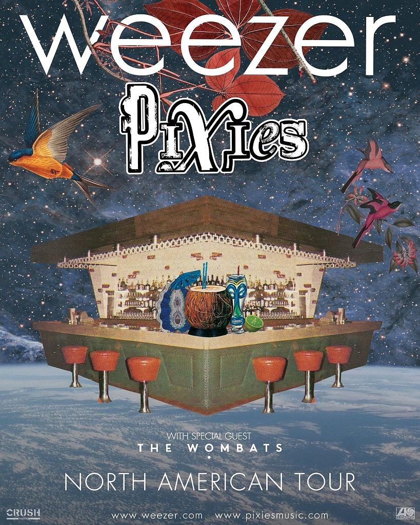 weezer pixies