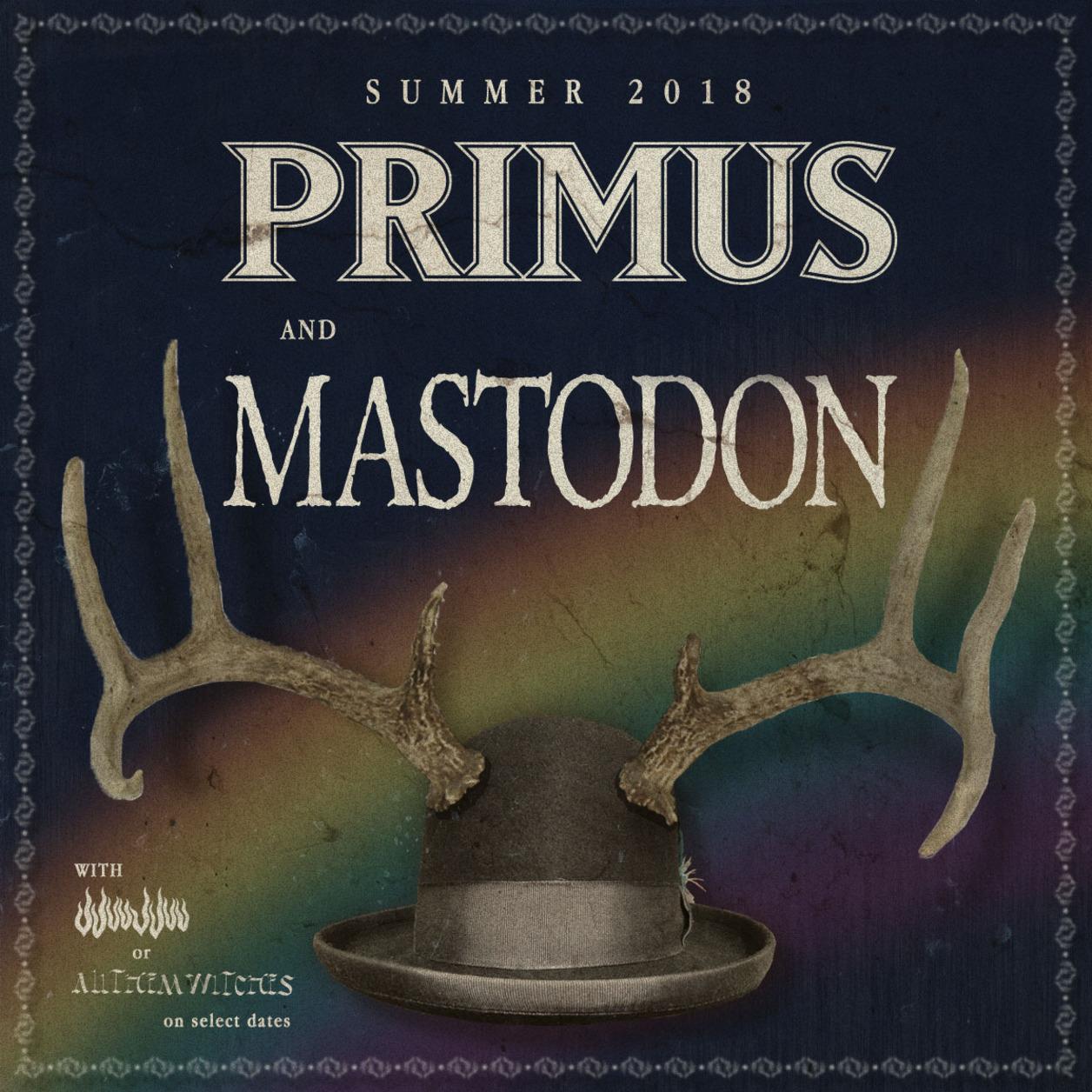 Primus 2018 Tour